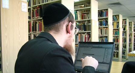 Haredim in Tech: 50 Shades of Black